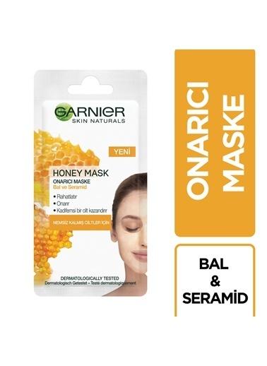 Garnier Garnıer Skın Naturals Onarıcı Honey Maske 8Ml Renksiz